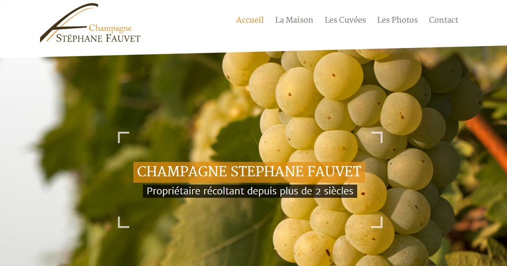 Champagne Fauvet
